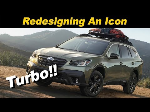 2020 Subaru Outback First Look