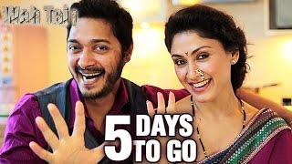 Wah Taj | 5 Days To Go | Shreyas Talpade | Manjari Fadnis | Releasing On 23rd September