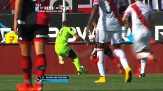 Gol de Rodríguez. Newell
