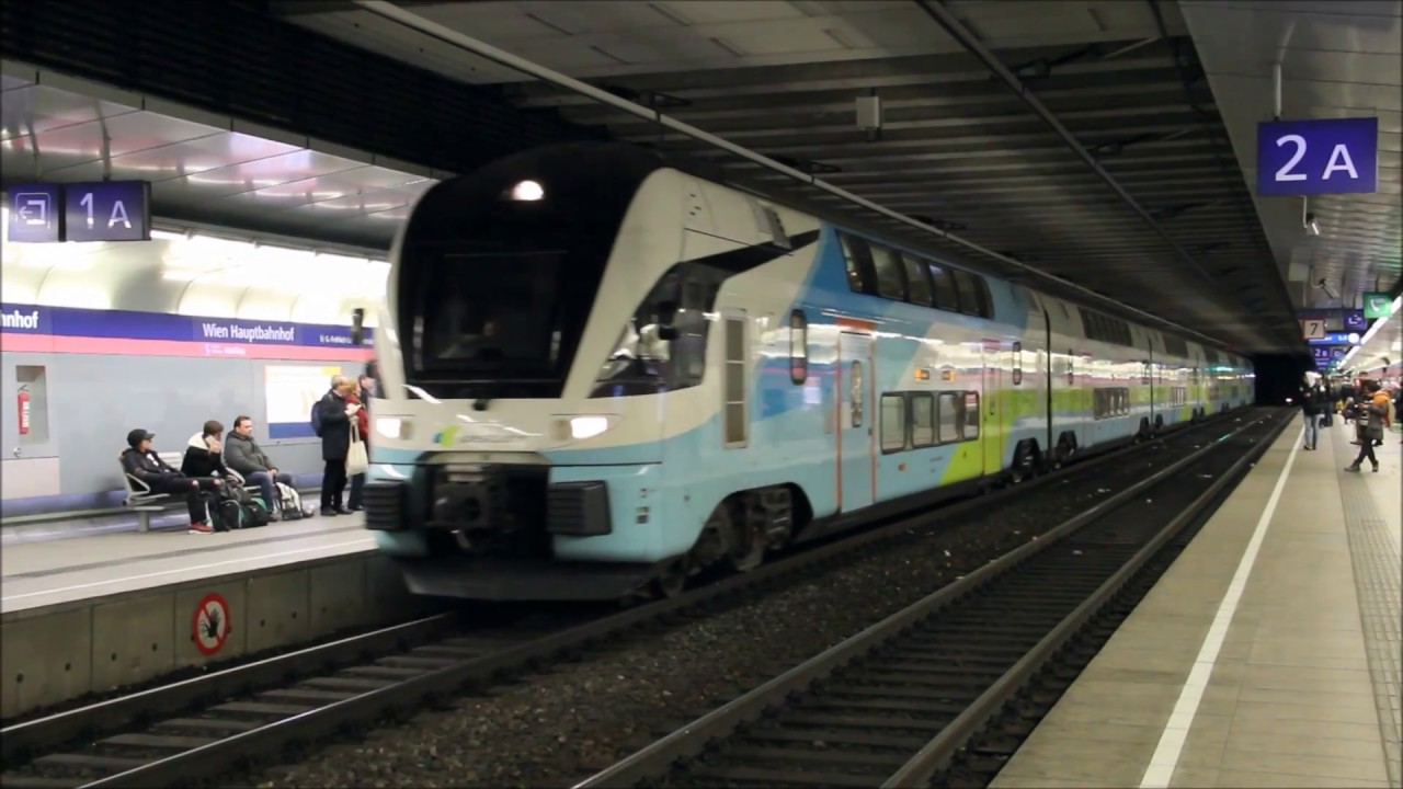 Westbahn Wien Salzburg