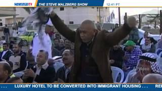 "Malzberg | David Horowitz to talk about the  budding ""war"" between Israel and Hamas"