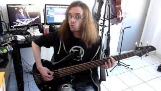 Motorhead - No Class - bass cover