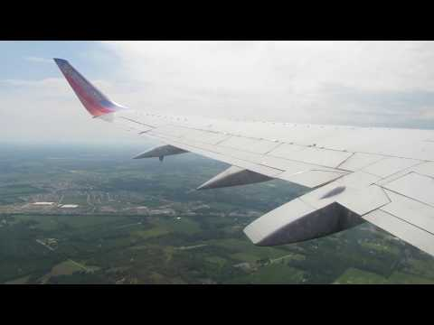 7/19/17 Southwest takeoff from Indianapolis International Airport