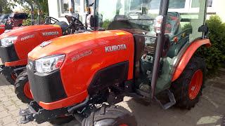 Ciągniki Kubota Nowe Wszystkie Modele.Traktory kubota ceny. www.maxland.pl
