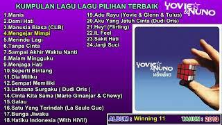 Yovie & Nuno FULL ALBUM TERBAIK - Lagu Pilihan Terbaik