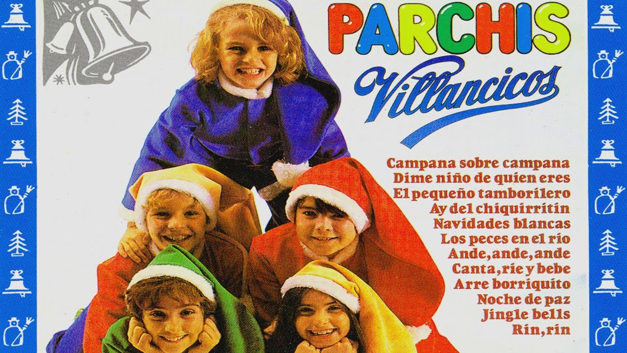 parchis villancicos