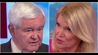 Newt Gingrich: 'Legalistic Nightmare Trying to Block the Trump Presidency'