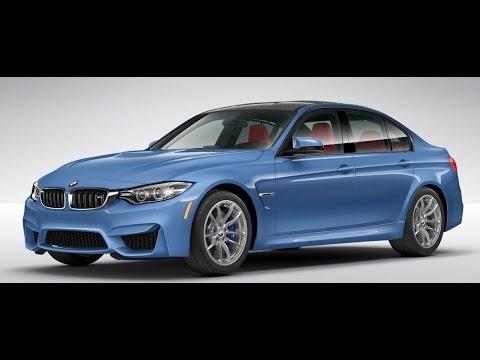 2015 BMW M3 Sedan Car Review Video