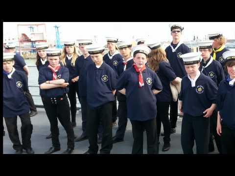 HMS Bristol (slide show)