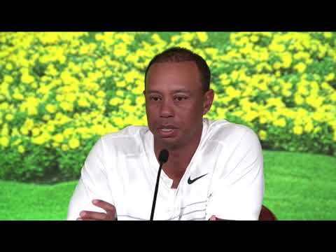 Tiger Woods Discusses His Back Fusion Surgery And His Chances At The Masters