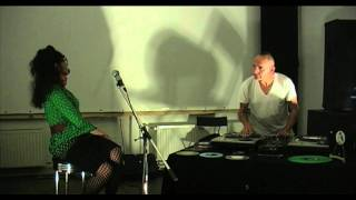 Shelley Hirsch & Joke Lanz live at NK Berlin 2011