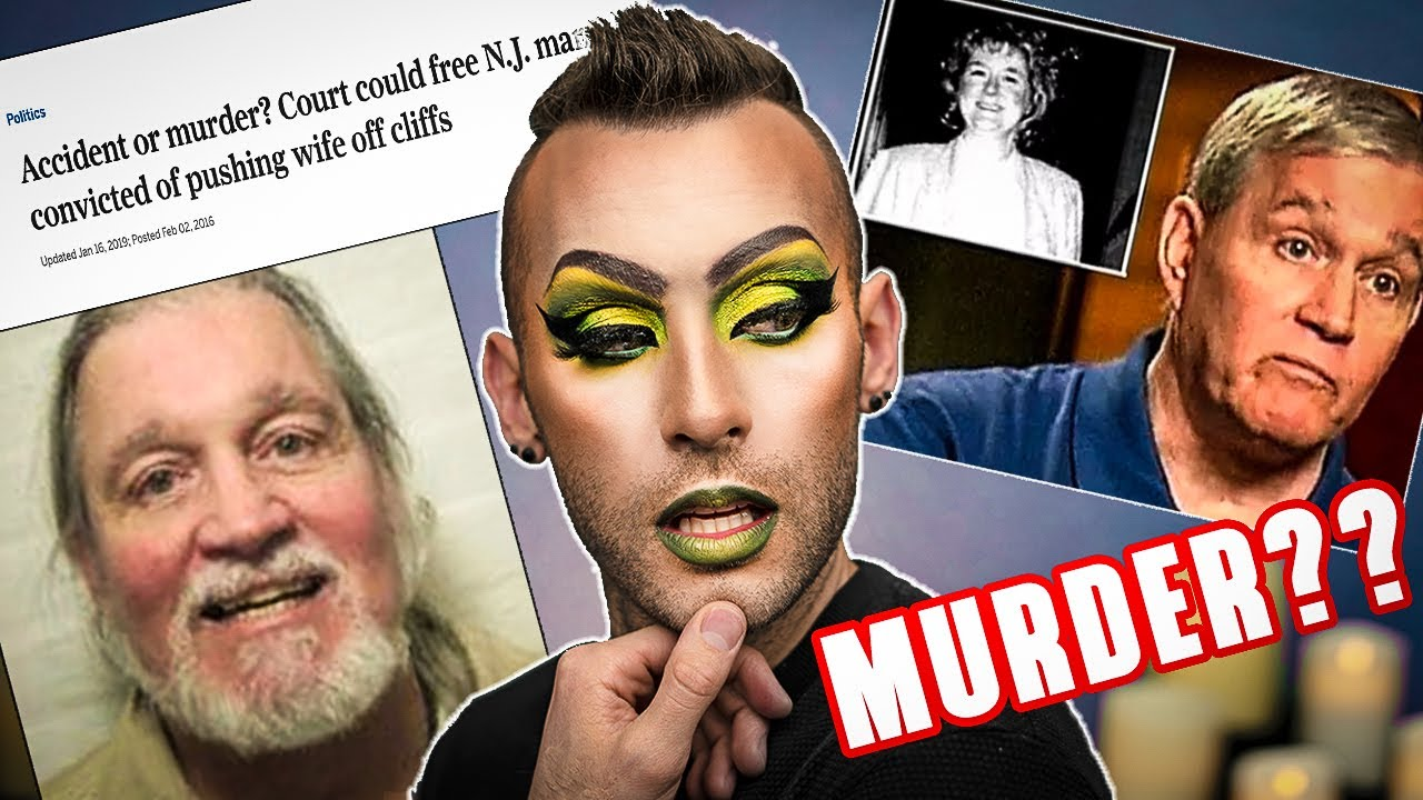 Husband PUSHES Wife Off Cliff? MURDER OR MISTAKE? | Makeup & Mayhem