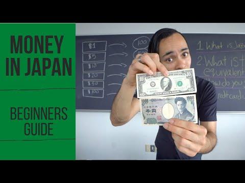 Understanding Money in Japan   U.S. Dollars to Japanese Yen