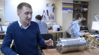 видео Бесконтактные магнитные подшипники