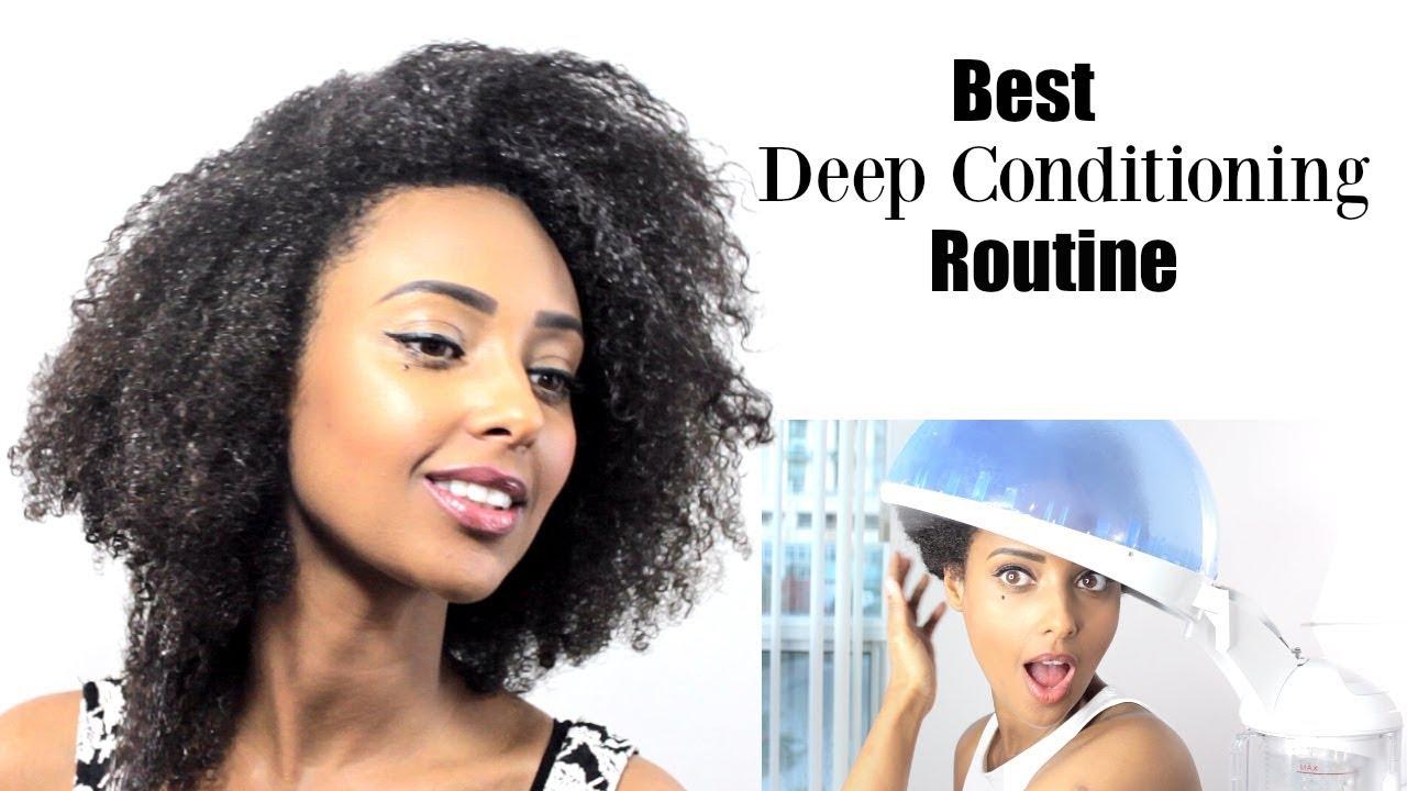 Low Porosity Natural Hair Care Regimen