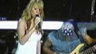 11 Band Intro - Mariah Carey (live at Zurich)