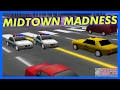 MY FIRST RACING GAME EVER!! - Midtown Madness Gameplay
