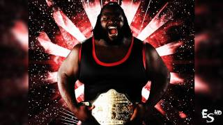 "2011: Mark Henry 13th WWE Theme Song - ""Some Bodies Gonna Get It"" (WWE Edit) [High Quality + DL]"