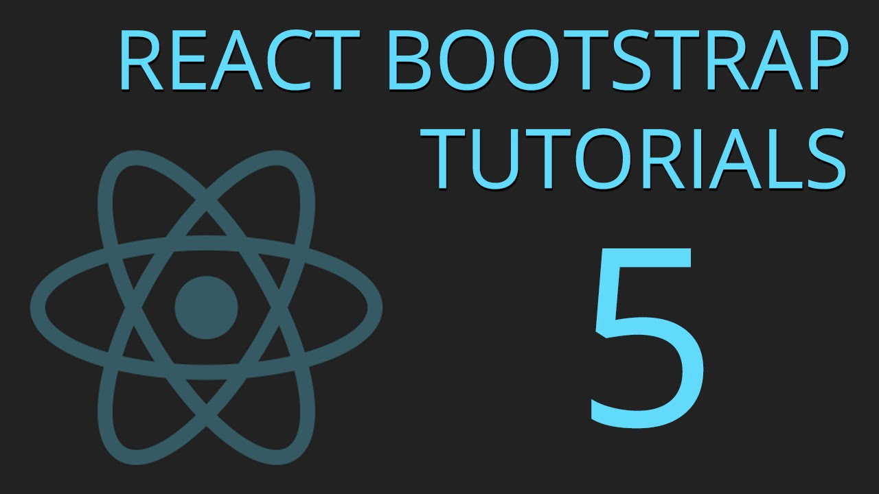 React Bootstrap Tutorials - 5