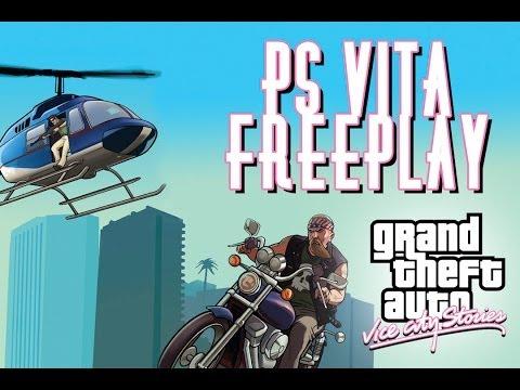 PS VITA GTA Vice City Stories   Gameplay en Español