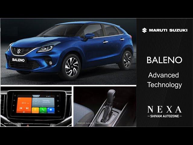 New Baleno 2019 Advanced Technology   Nexa   Shivam Autozone