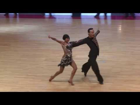 WDSF Open Latin, Final, Samba