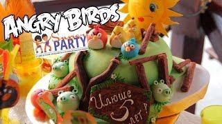 Аниматоры Angry Birds. Организация детских праздников, Кировоград(, 2015-09-02T11:48:32.000Z)
