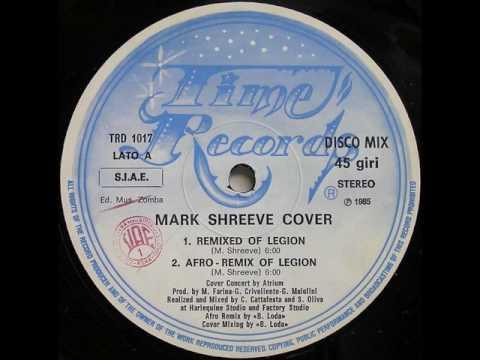 Mark Shreeve Legion Razor Mix