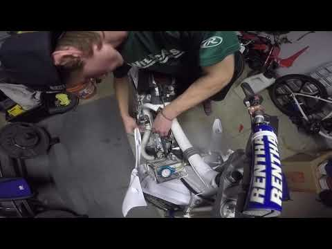 How to NOT clean the carb on a dirt bike