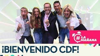 Conoce los secretos del nuevo CDF - La Mañana