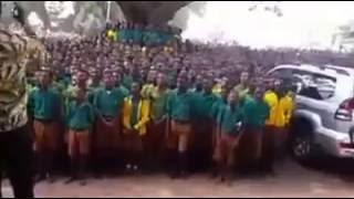 Prempeh College anthem (Official Full Version)