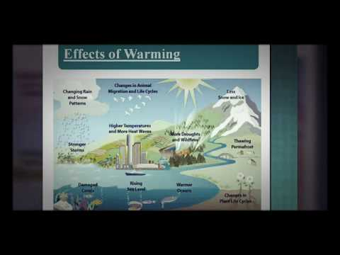 Global warming||hindi|| effects & cause