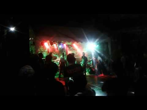 Sepultura Cover by Scepter Band @ Bacolod Underground Assault- Bacolod City, Philippines