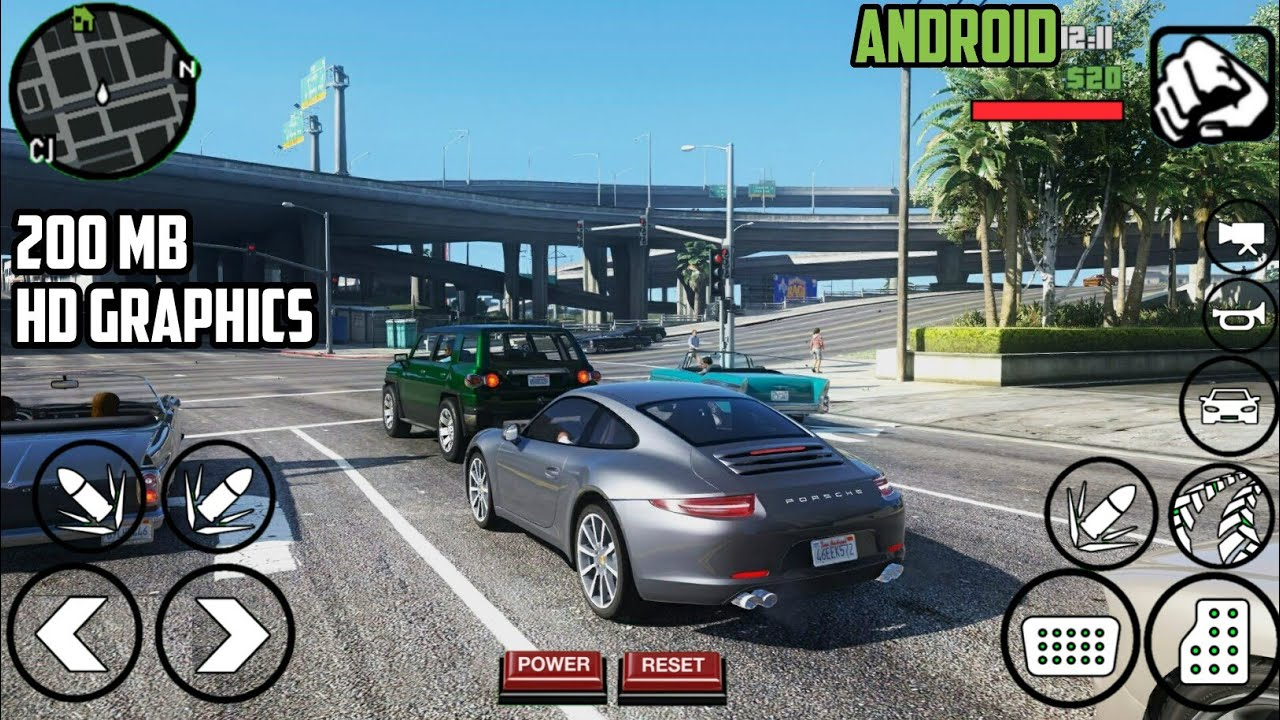 Gta v android | GTA V IOS/ANDROID : Download GTA V on your