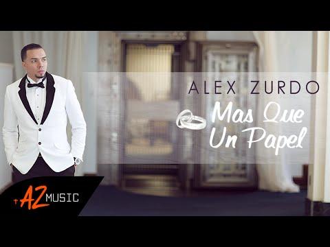 Alex Zurdo  Mas Que Un Papel Video Oficial