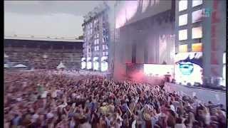 Sebastian Ingrosso - One & Save The World @Summerburst 2012 [HD]