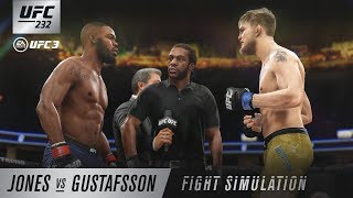 EA SPORTS UFC 3 | UFC 232 Simulation - Jon Jones vs. Alexander Gustafsson