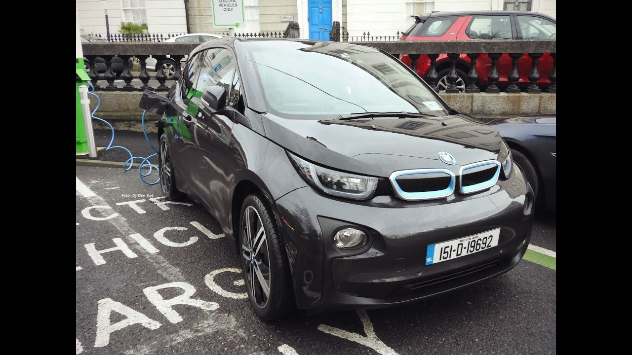 Dublin Bmw I3 Electric Car Youtube