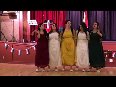 Delale Dance Group | Kurdish party| Portland, Oregon