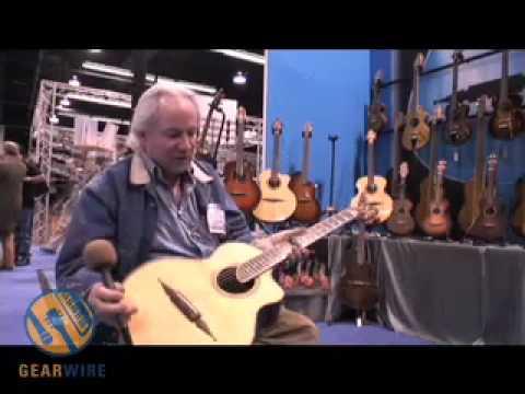 rick turner guitars serious about acoustics youtube. Black Bedroom Furniture Sets. Home Design Ideas