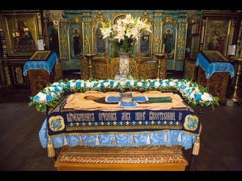 ГРОБНИЦА БОГОРОДИЦЫ В ИЕРУСАЛИМЕ. ОНЛАЙН- ПАЛОМНИЧЕСТВО.