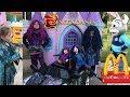 Disney Descendants Princess Castle McDonalds Skit Frozen Ride-On