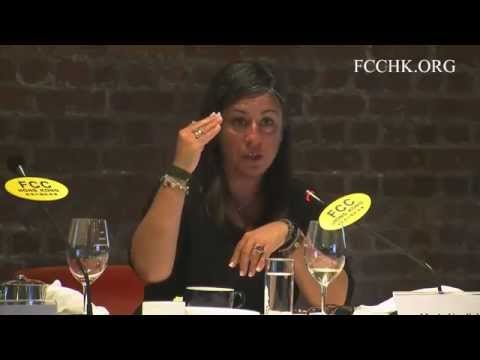 2014.10.28 - Maria Vassilakou (Topic: Smart City: Sustainable Solutions from Vienna)