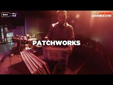 Patchworks • Vinyl set • Le Sucre (Lyon) • LeMellotron.com