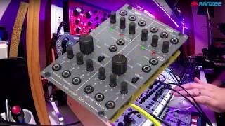 Behringer 130 Dual VCA - System-100m Eurorack module