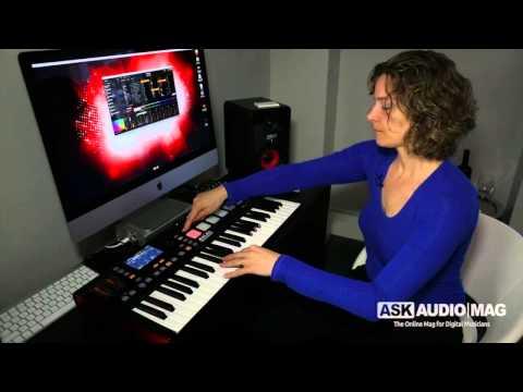 AKAI Advance Keyboard & VIP Software