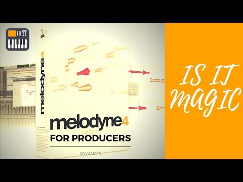 Celemony Melodyne Studio 4 | DNA Features For Beats & Produc