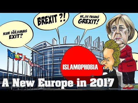 How Elections in France, Holland and Germany will Shake Europe in 2017 | Real Matters