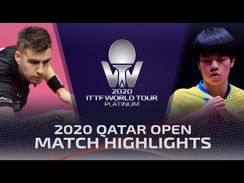 Darko Jorgic Vs Yukiya Uda | 2020 ITTF Qatar Open Highlights (FS)