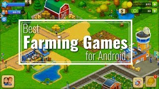 5 Best Farming Games for Android of 2019